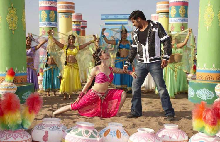 Thamnna's Himmatwala Movie Stills
