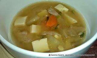 みそ汁 Miso-Shiru - Miso Soup