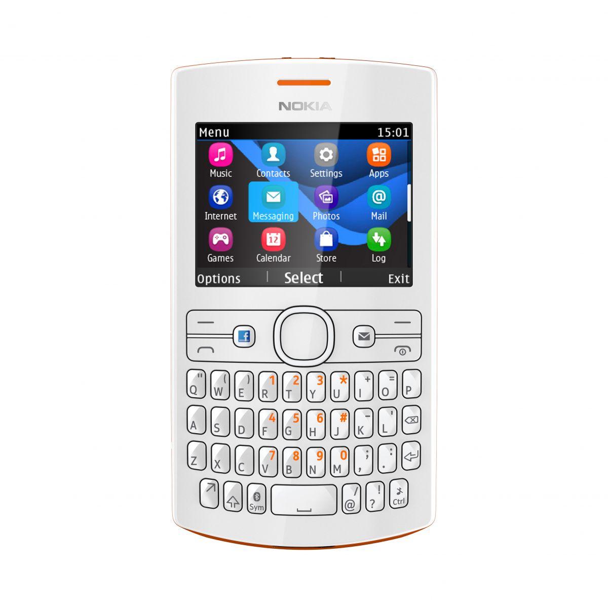 Nokia Asha 205 en Telcel a un precio accesible