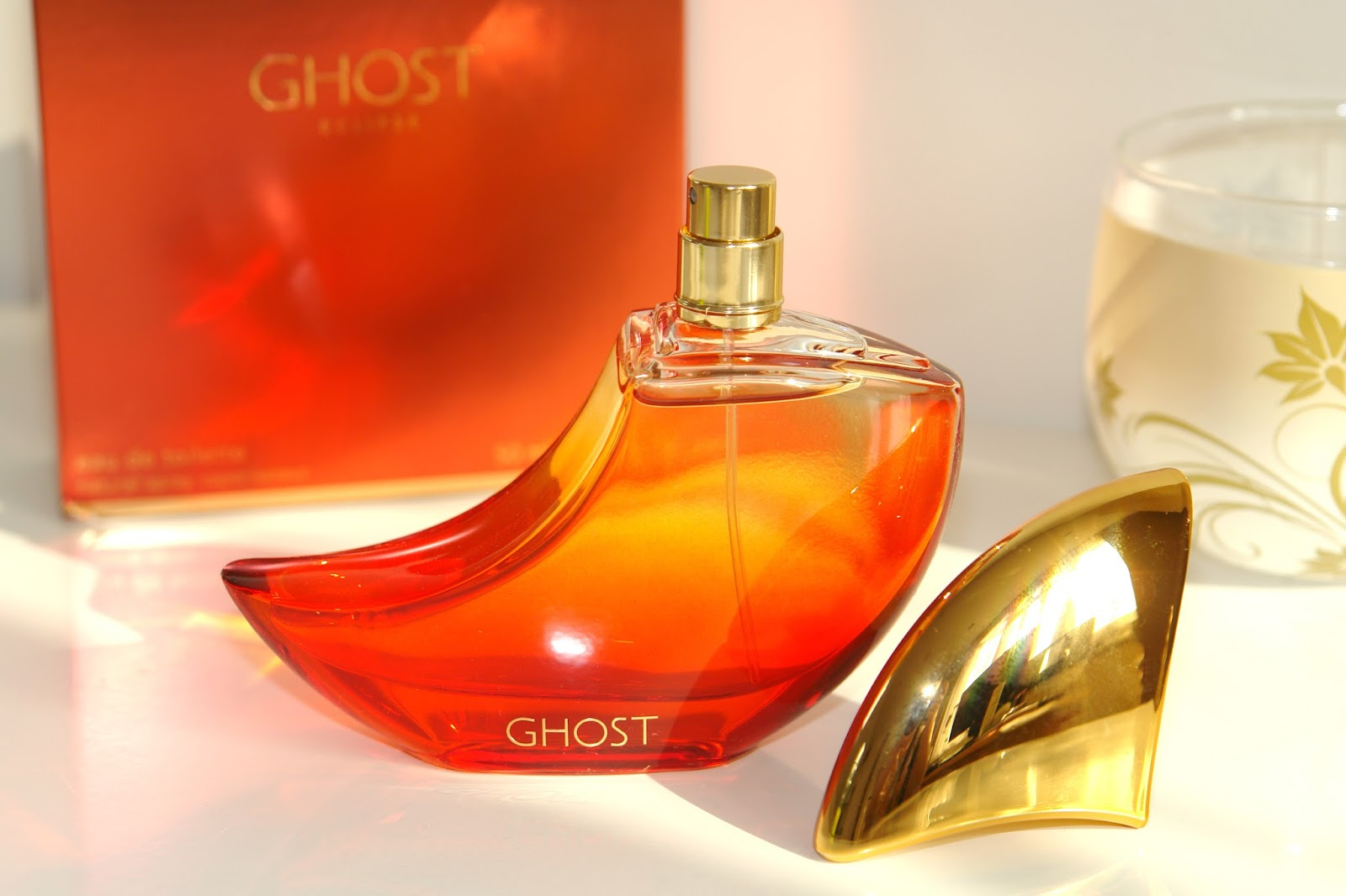 Ghost Eclipse perfume review