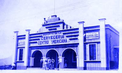 Cervecería centroamericana participa en las ferias de Noviembre 1939-1943