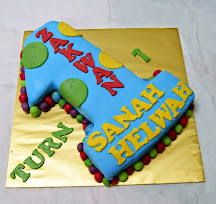 Birthday Special Theme Cake