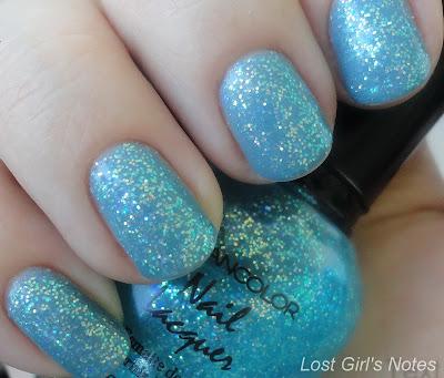 kleancolor Emerald Sparkle