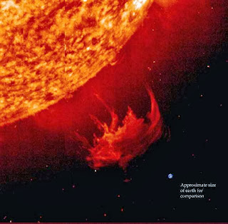 Interesting Solar Events on October 11, 2013 Sun_and_earth_cme