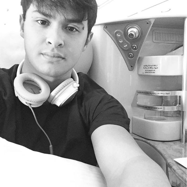 Is Matteo Guidicelli playing third wheel in LizQuen's upcoming serye Dolce Amore?