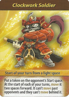 an interesting card from the Flash Duel game