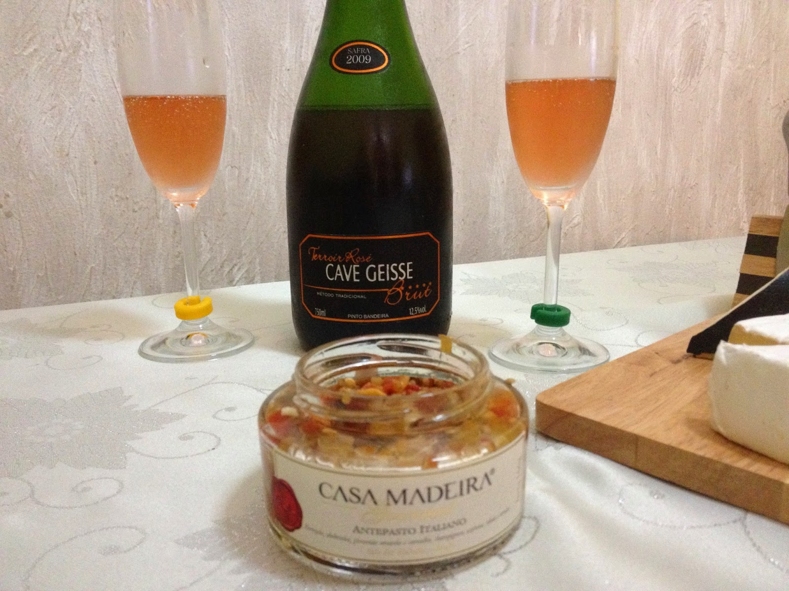 Cave Geisse Terroir Rosé Brut 2009