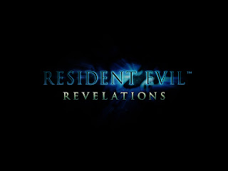 Resident Evil Revelations Logo Title HD Wallpaper