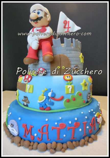Luigi Cake Pan