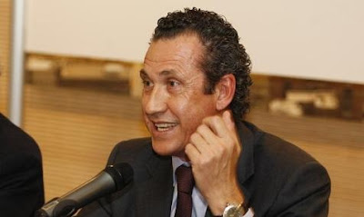 Jorge Valdano at press conference