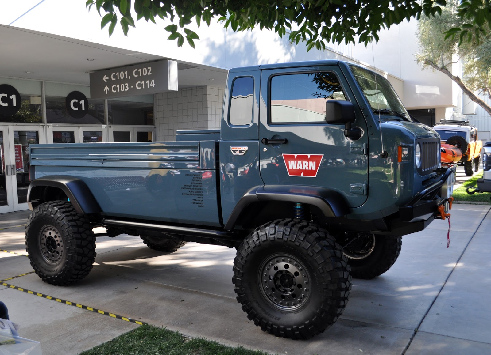 Learn Me Forward Control Jeeps Grassroots Motorsports Forum Jeep Fc Concept Truck
