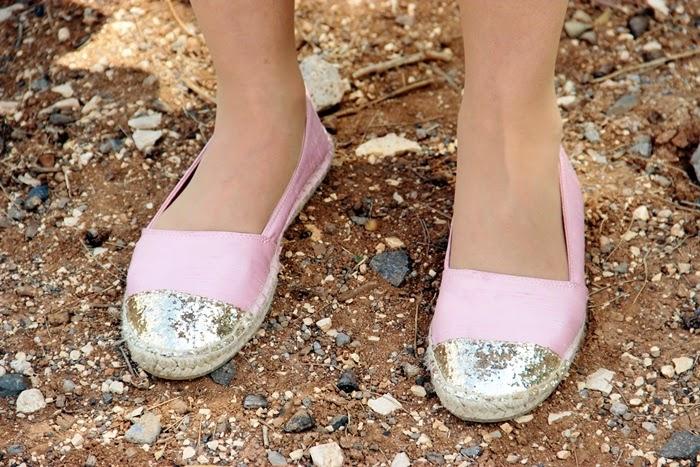 בלוג אופנה Vered'Style - טרנד נעלי אספדריל