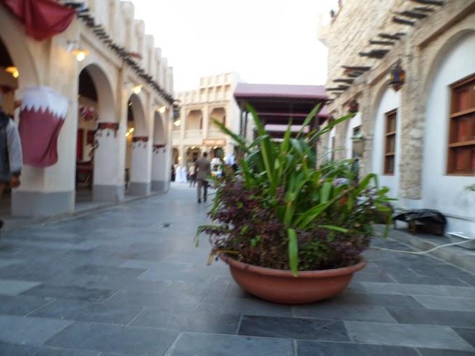 Souq waqif,qatar old building