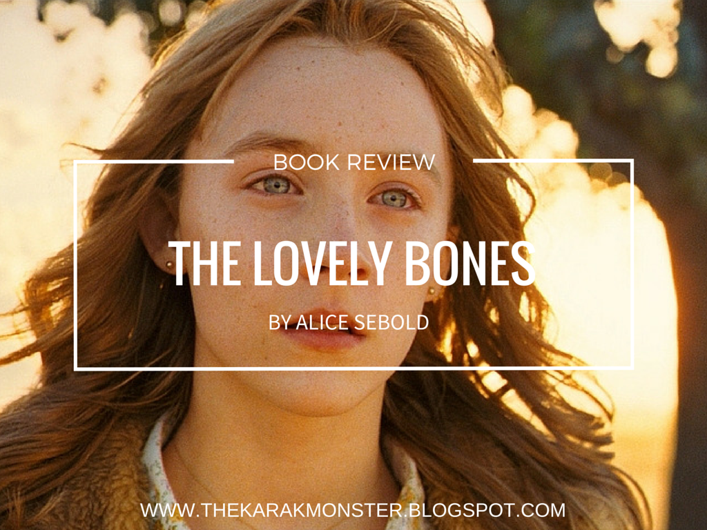 an analysis of the lovely bones by alice sebold