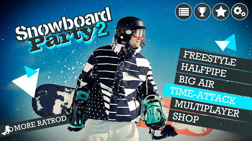 Snowboard Party 2 Apk + Data Android Full Version Pro Free Download