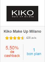 réduction kiko