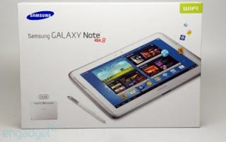 Galaxy Note 8 Lulu Uji FCC dan Dapatkan Sertifikat