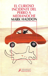 El Curioso Incidente del Perro a Medianoche (Mark Haddon)