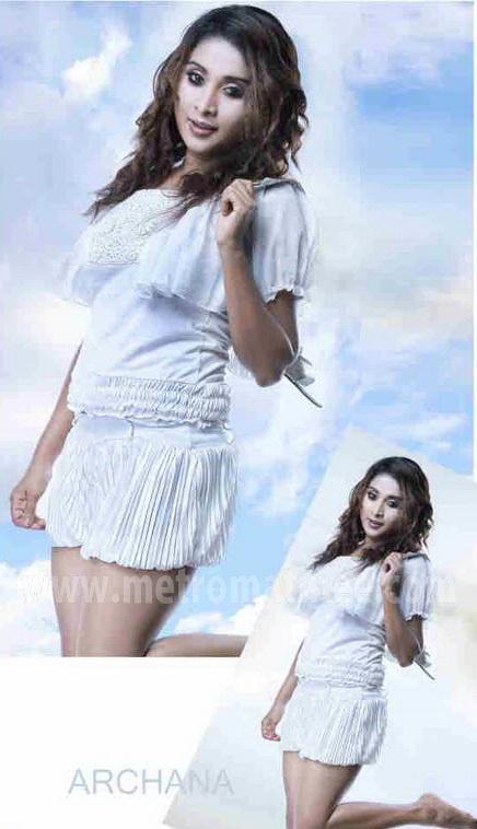 mallu serial actress archana hot