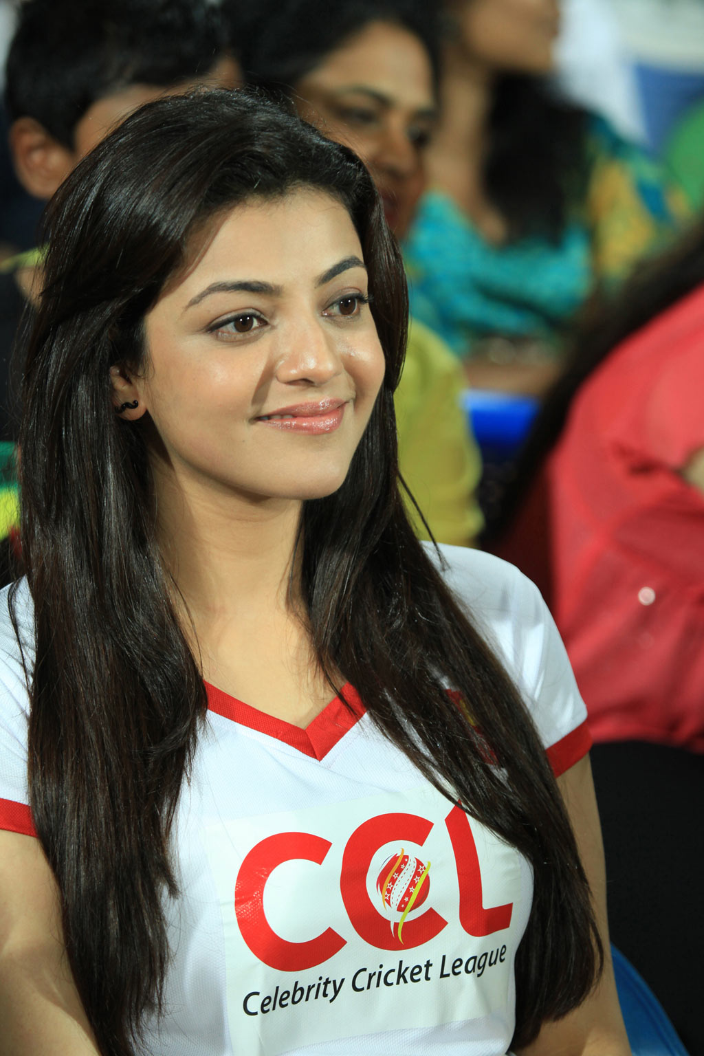 Actress in CCL Match Stills