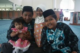 Bersama anak-anakku