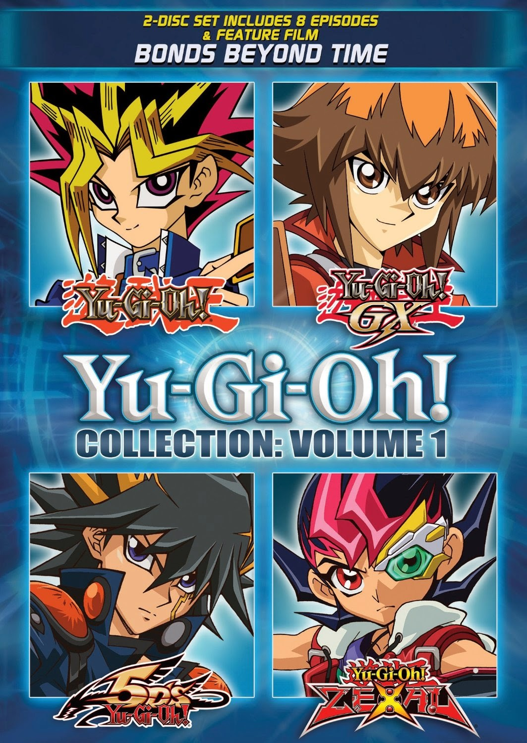 Yu-Gi-Oh! Collection: Volume 1