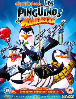 Los pinguinos de Madagascar (2014) Online