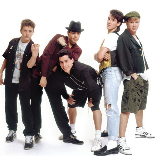 substance  new kids on the block is back