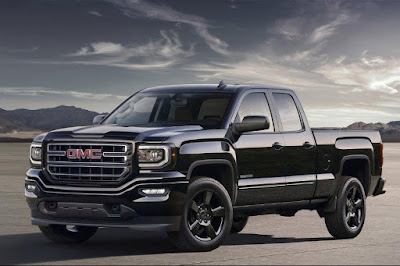 GMC Sierra 1500 Elevation Edition Double Cab (2016) Front Side
