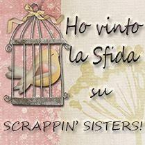 Scrappin Sisters winner