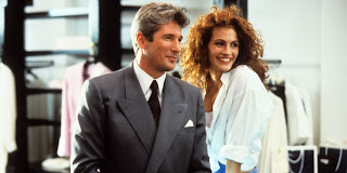 Julia Roberts en Pretty Woman