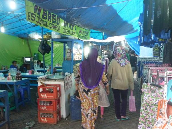 bazaar kpad bandung