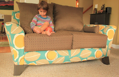 how to upholster furniture mandy made