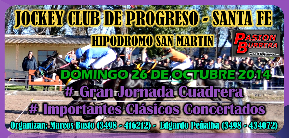 PROGRESO - 26 DE OCTUBRE