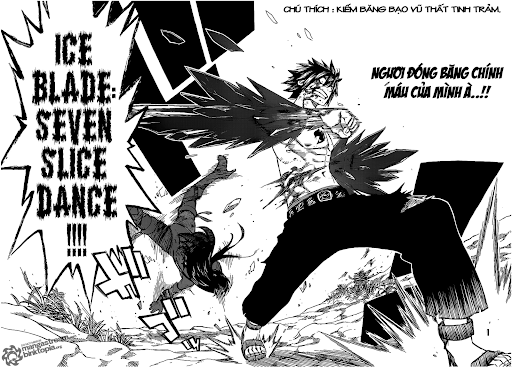Fairy Tail chap 240