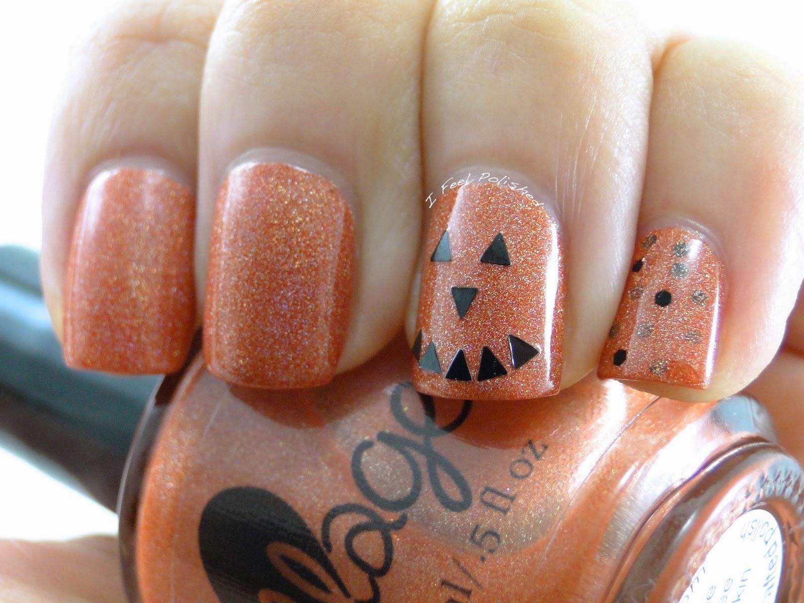 ellagee Heebee GEEbee Pumpkin