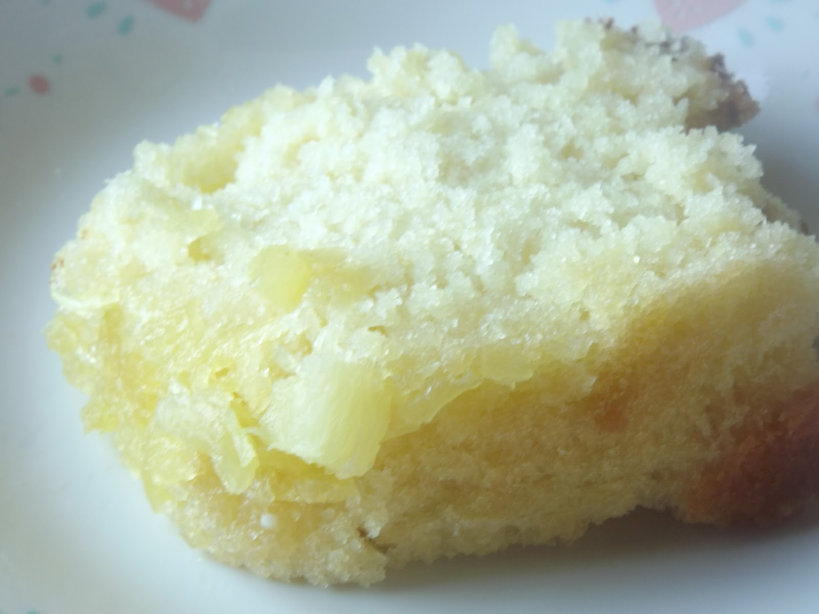 Served Up With Love Pineapple Pound Cake