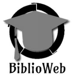 Catálogo de la Biblioteca