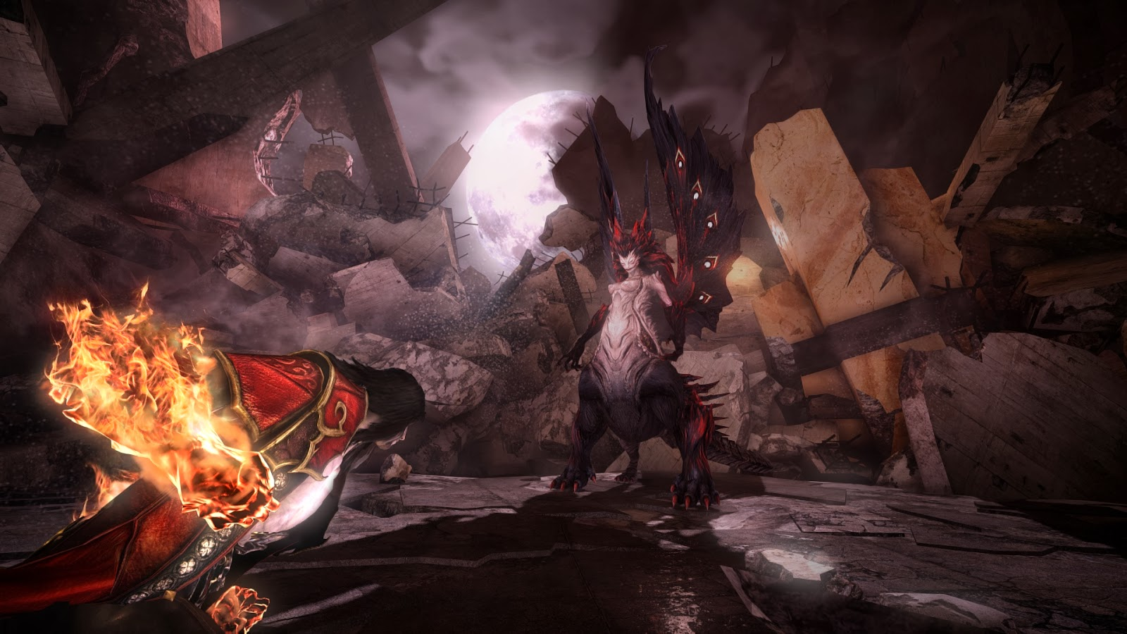 Castlevania Lords Of Shadow 2 Xbox 360 Review Chalgyr S Game Room