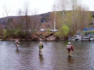 The rural blog n y town of 600 voted ultimate fishing town for Roscoe ny fishing