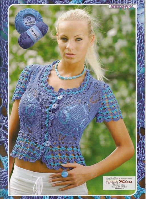 Вязание для женщин в клубе осинка