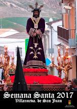 Cartel de la Semana Santa de Vva. de San Juan 2017
