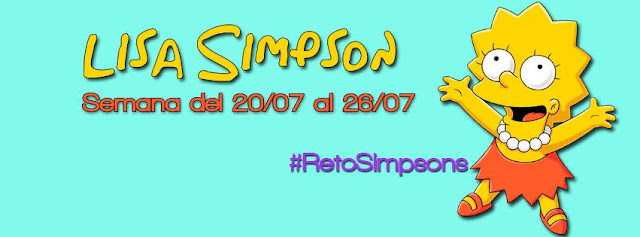 Nail art Lisa Simpson Reto Simpson yo amo a lisa nail art uñas verano 2015 summer nails