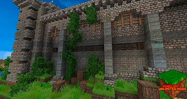 Chroma Hills RPG Texture Pack castillo
