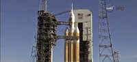 Orion SpaceCraft First Drive