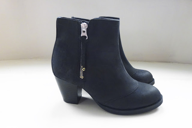 Topshop Mighty Boots