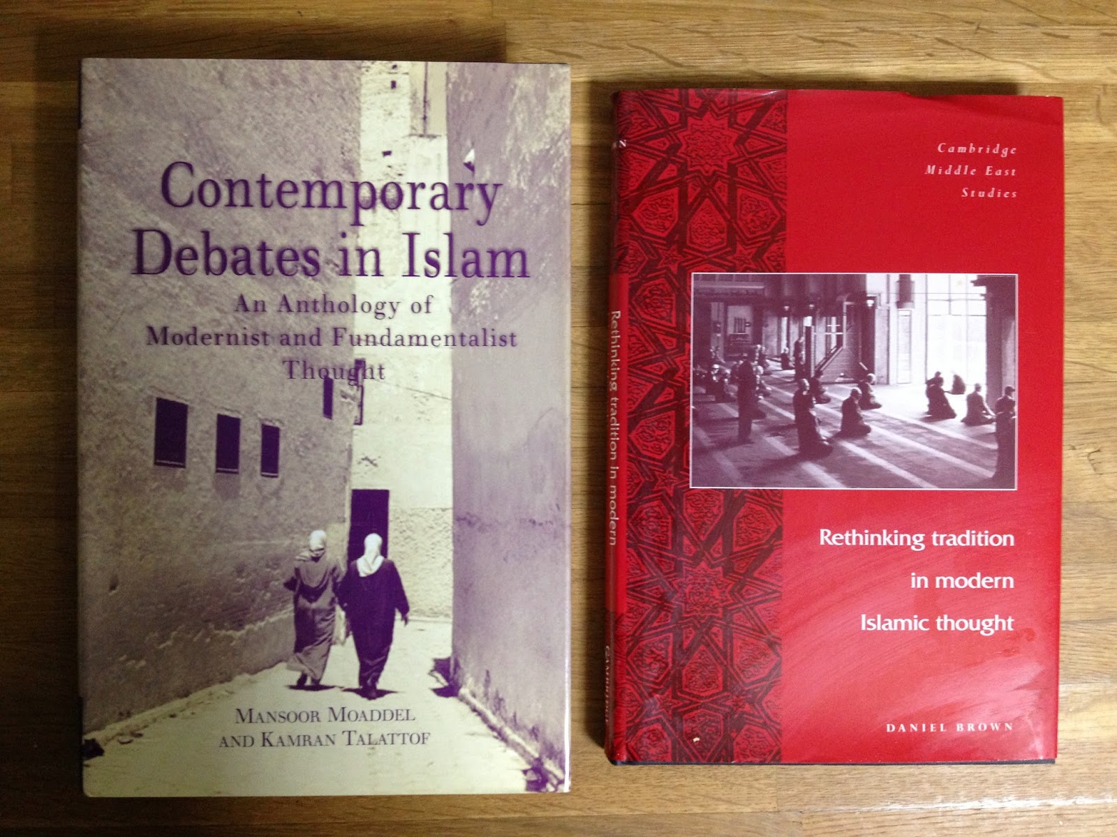 rethiking tradition in modern islamic thougt The book new thinking in islam: the jihad for democracy, freedom and  women's rights,  in rethinking islam, katajun amirpur argues that the west's  impression of islam as a  on the way to the modern the tradition of reform  islam  in the study of islam and the importance of the qur'an in modern islamic  thought.