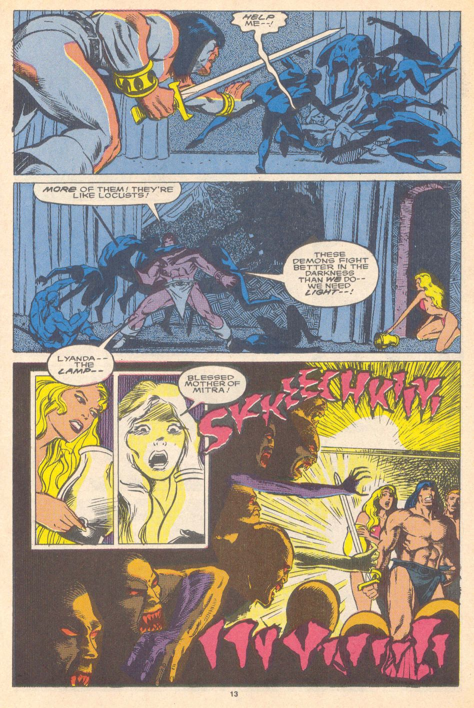 Conan the Barbarian (1970) Issue #228 #240 - English 10