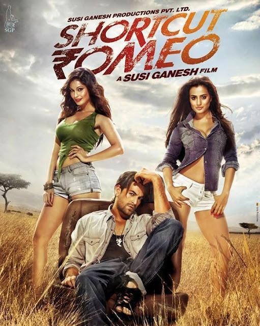 Shortcut Romeo 2013 - Neil Nitin Mukesh Ameesha Patel Puja Gupta