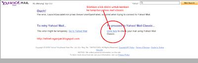 Cara mengembalikan tampilan yahoo mail classic photo 2